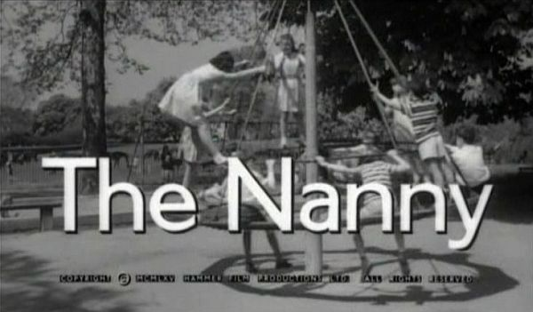 The Nanny 1965 title screen