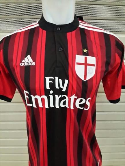 Jual Jersey AC Milan Home 2015