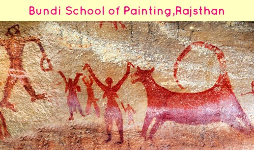 Indian Art Architecture Bundi school