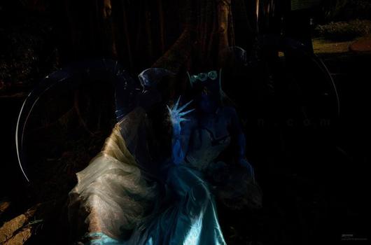 Đón Halloween sớm với Morgana Oan Hồn Cô Dâu - Ảnh 2