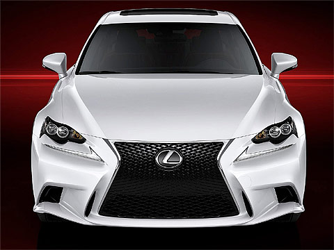 Motor Trend: 2014 Lexus IS