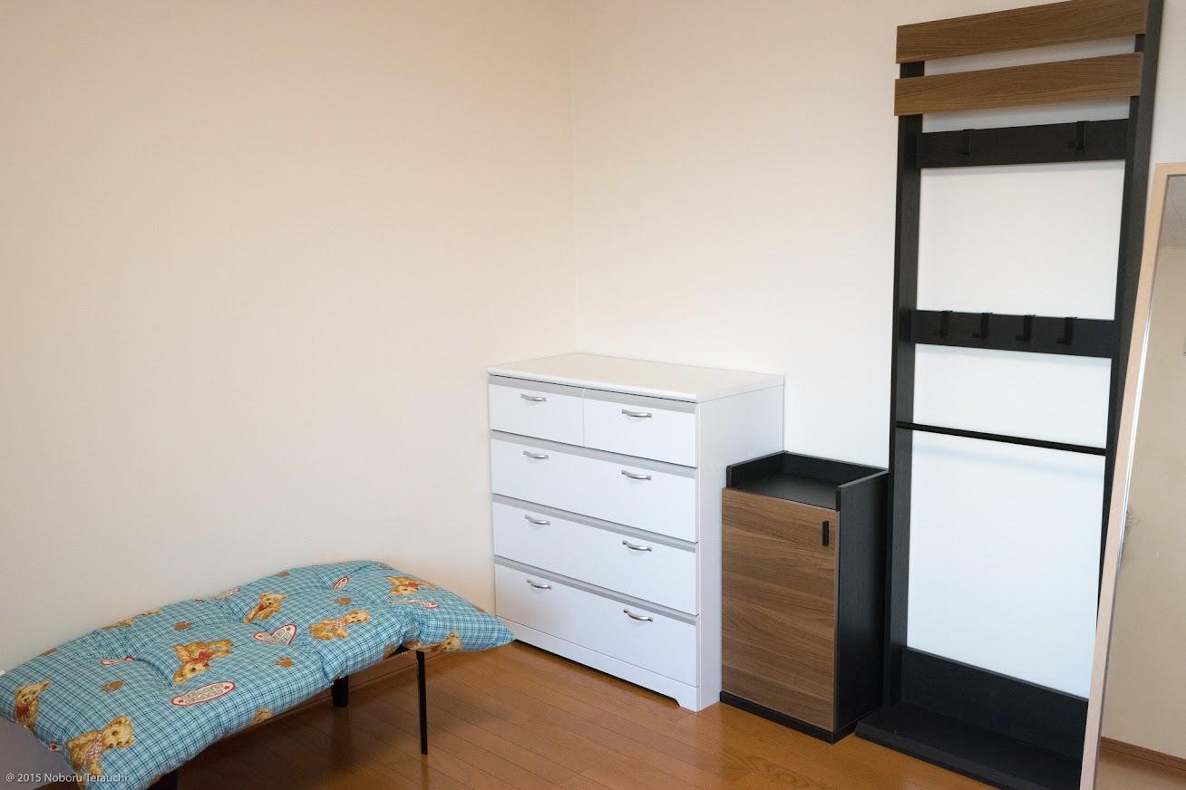 居室(個人スペース)