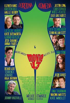 Plakat filmu: Movie 43