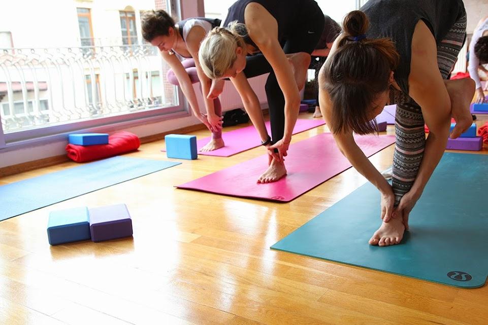 class at yogasala