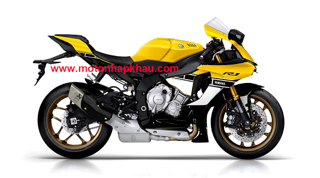 Yamaha YZF R1 2016 Màu Vàng Kỷ Niệm 60 Năm