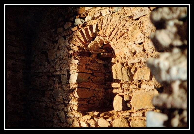 Old Palamu Fort - Inside