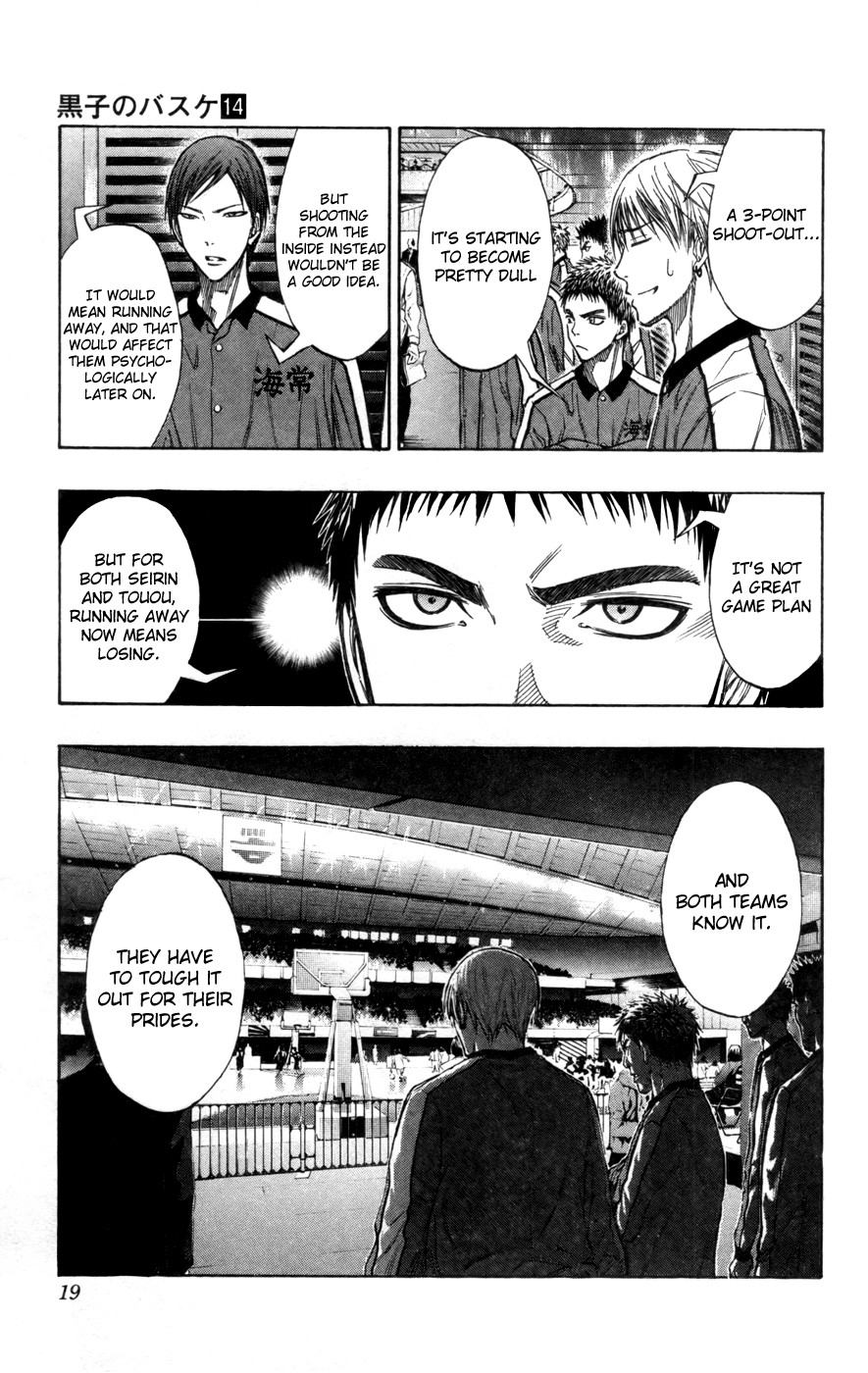 Kuroko no Basket Manga Chapter 118 - Image 4_019