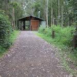 Ramp up to Toilets at Korsmans Landing
