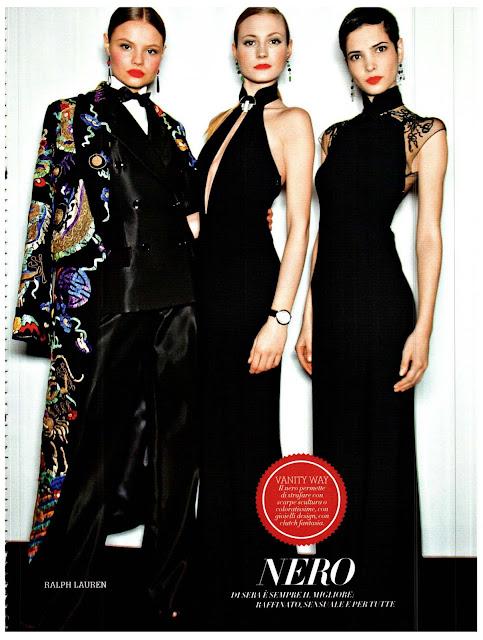 Vanity Fair Italia 33 - Moda OI 2011