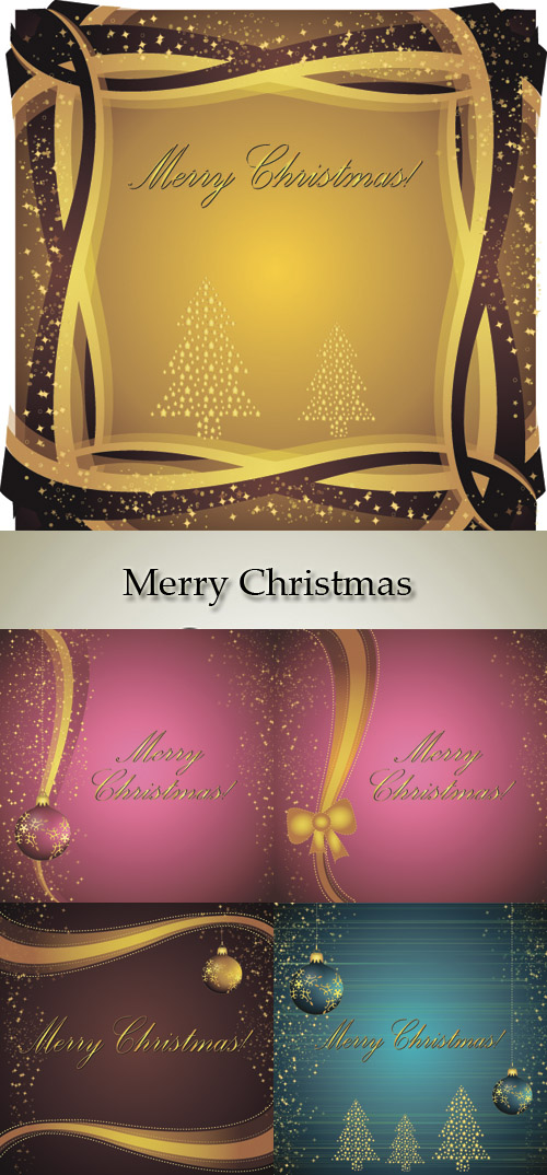 Stock: Merry Christmas background 14
