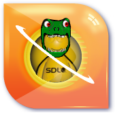 SDL TRex Pop-out