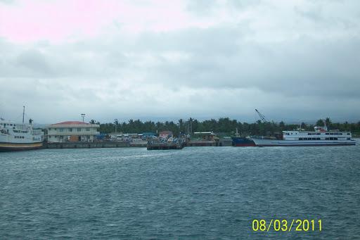 Talao talao pier port dalahican lucena city quezon for Koi pond quezon city