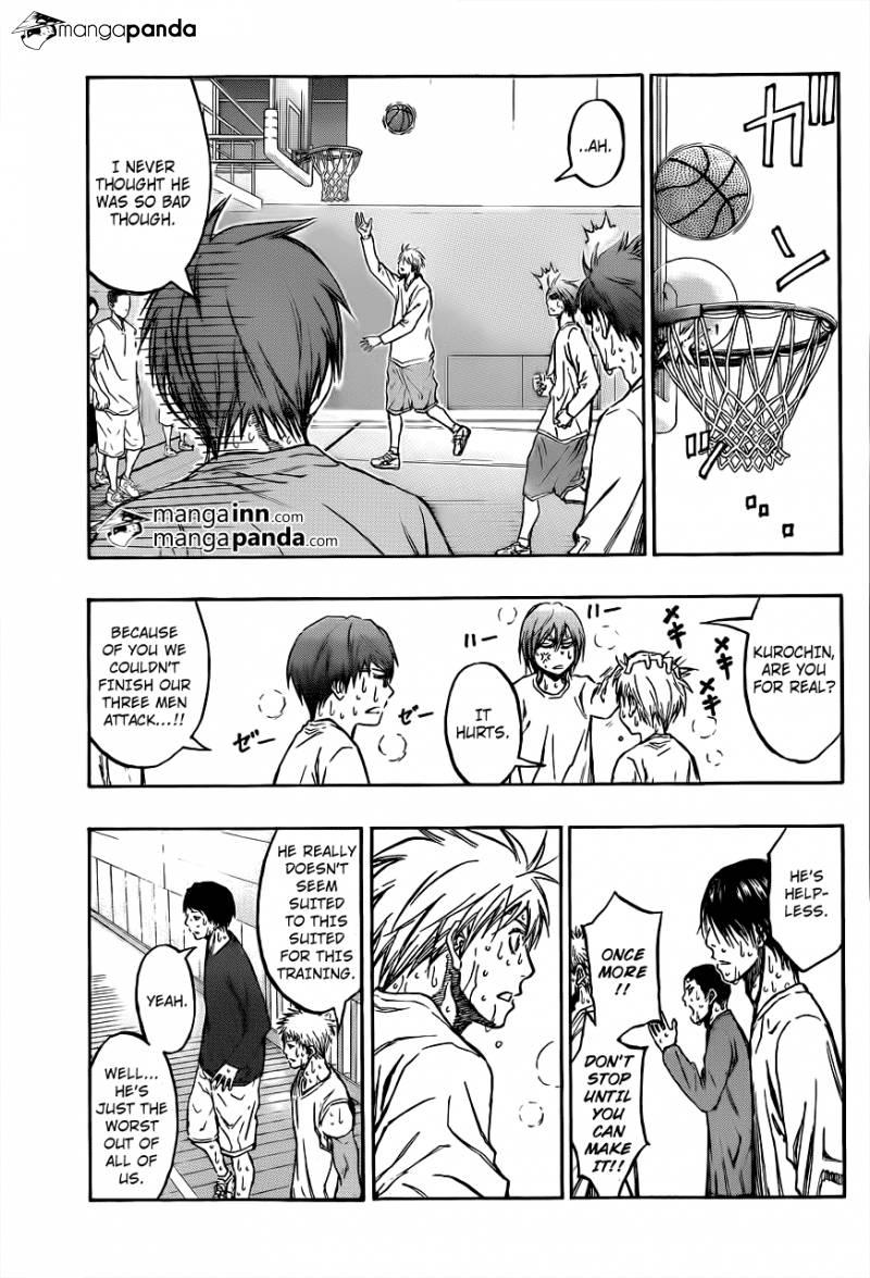 Kuroko no Basket Manga Chapter 210 - Image 03