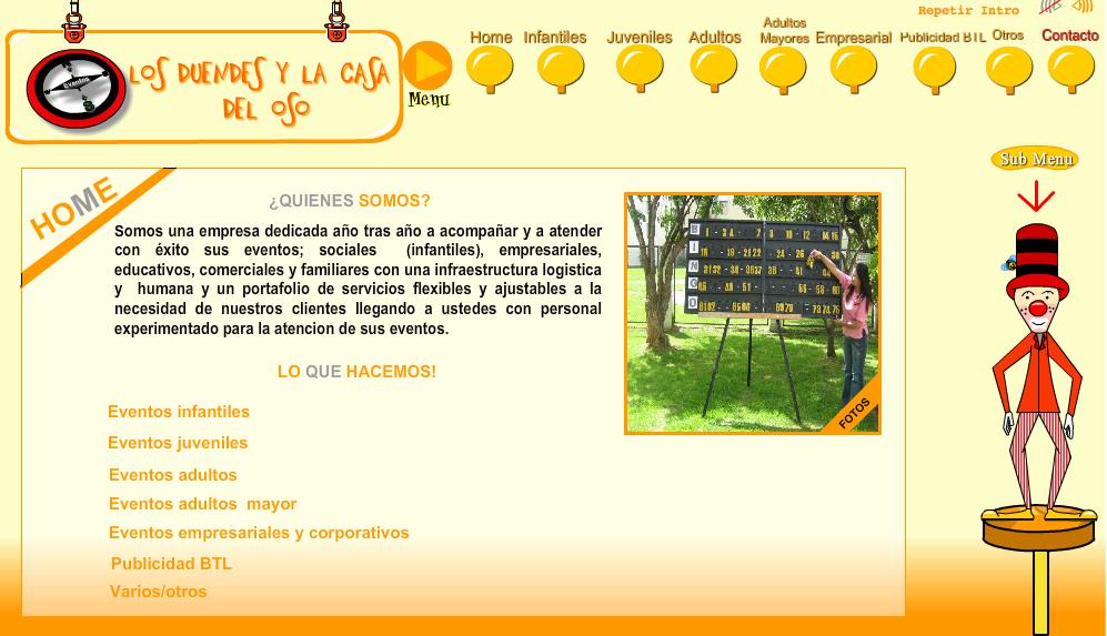 Paginas web klamlis for Casa piscitelli pagina web