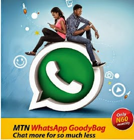 Get Free WhatsApp Subscription For 6Month On MTN