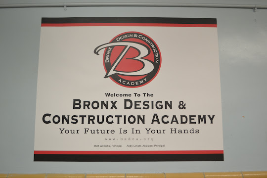 bronx design and construction academy