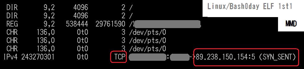 Linux/Bash0day alias Shellshock alias Bashdoor - KernelMode info