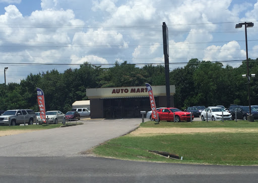 Auto Mart Montgomery Al >> Used Car Dealer Auto Mart Reviews And Photos 621 N