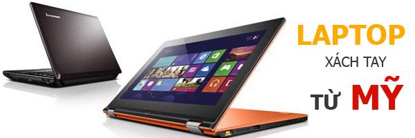 Laptop, Ultrabook xách tay từ Mỹ