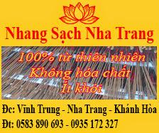 Nhang Sạch Nha Trang - Nhang Trầm - Nhang Quế Xanh - Hotline: 0935 172 327