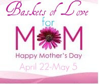 baskets of love for mom giveaway event
