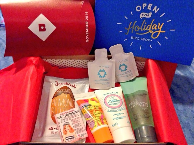 november 2014 birchbox -- intrice.blogspot.com