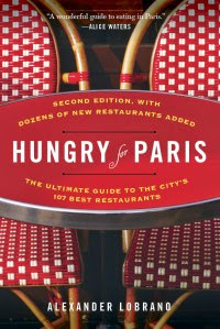 Hungry for Paris - an interview with Alexander Lobrano