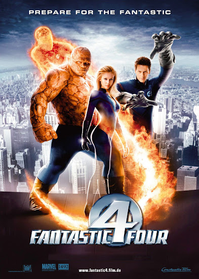 Fantastic Four สี่พลังคนกายสิทธิ์ ภาค 1 HD [พากย์ไทย]