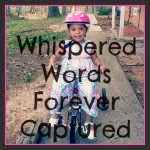 Whispered Words Forever Captured