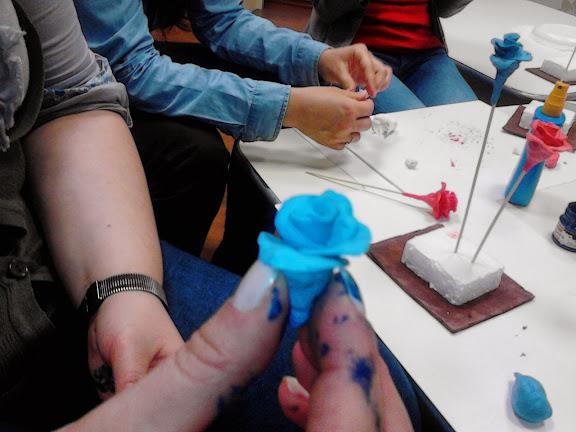 Atelier de creaţie cu Green Color #1