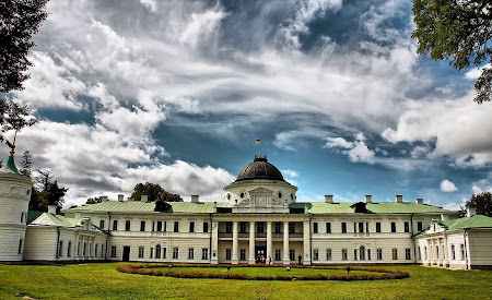 Качановка - дворец Тарновских