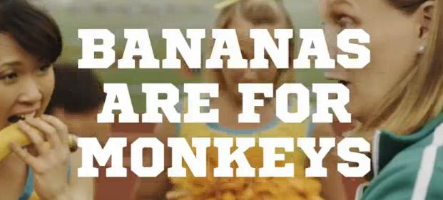 Bananas Are For Monkeys | Gainomax