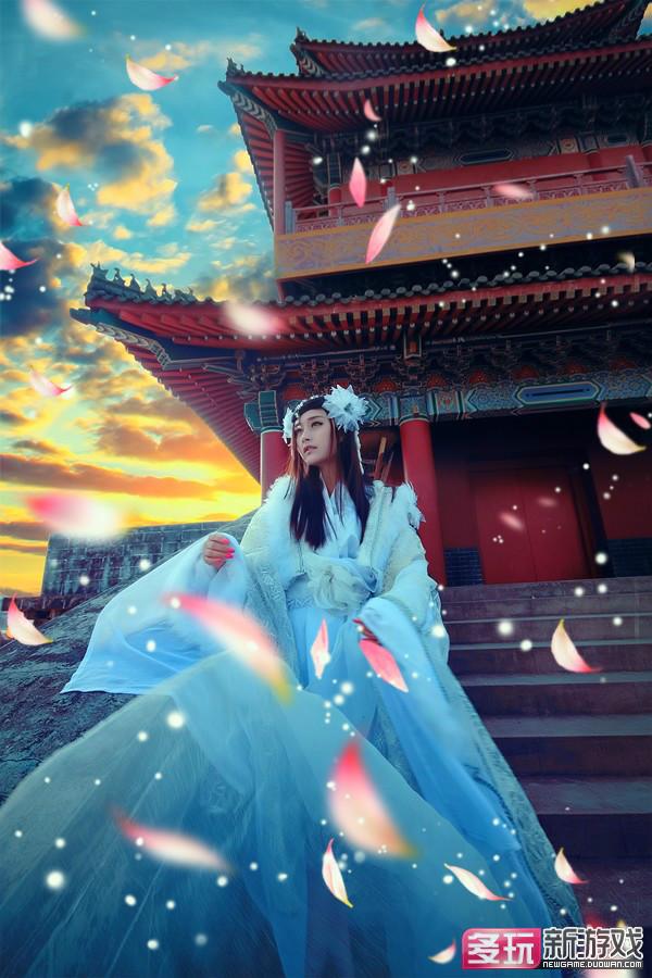 Rụng tim với bộ ảnh cosplay mới của Kiếm Hiệp Thế Giới