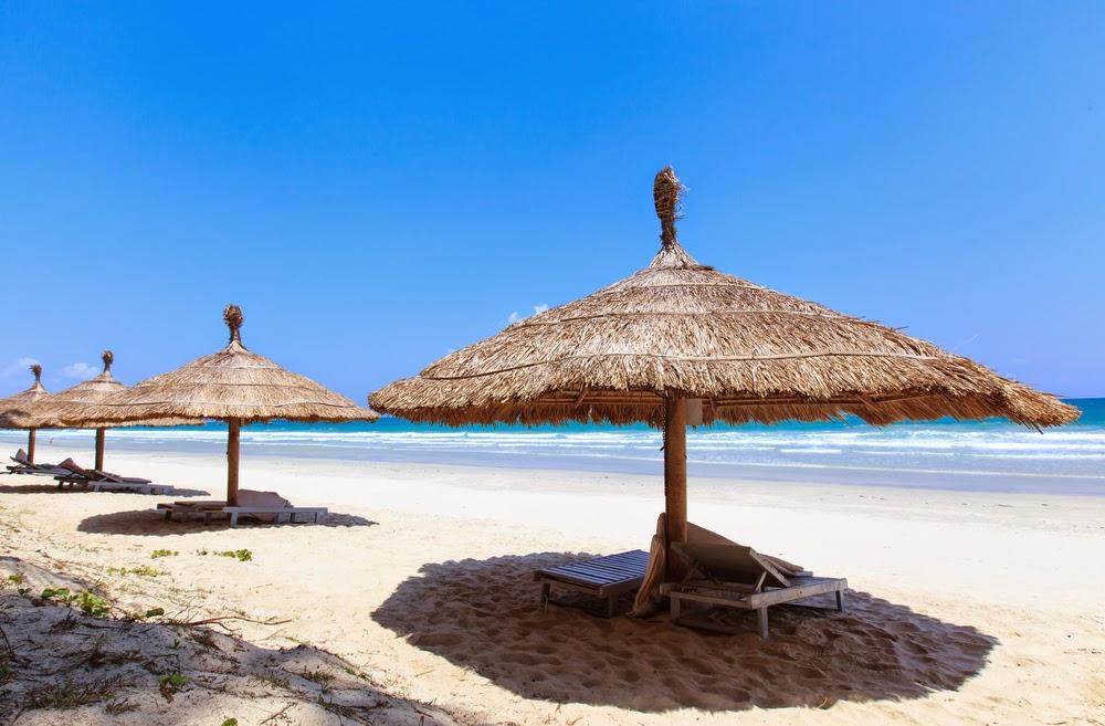 Doc Let Beach, Nha Tang, Vietnam