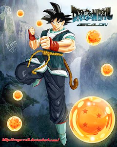 Dragon Ball Absalon - Dragon Ball Absalon poster