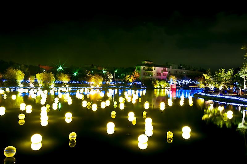 鹽水月津港燈節