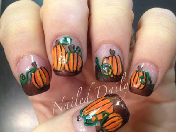Day 279 - Pumpkin Patch