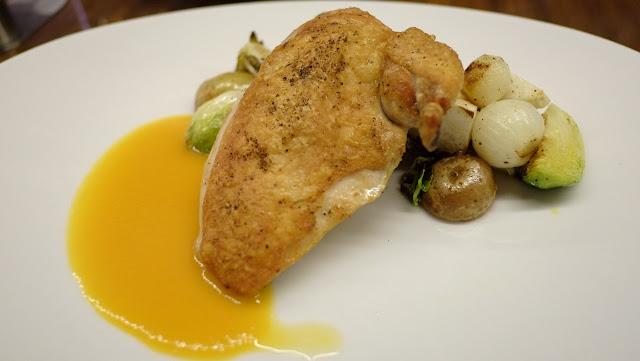 SF - Claudine - poulet au citron