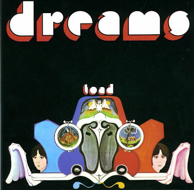 Toad ~ 1975 ~ Dreams