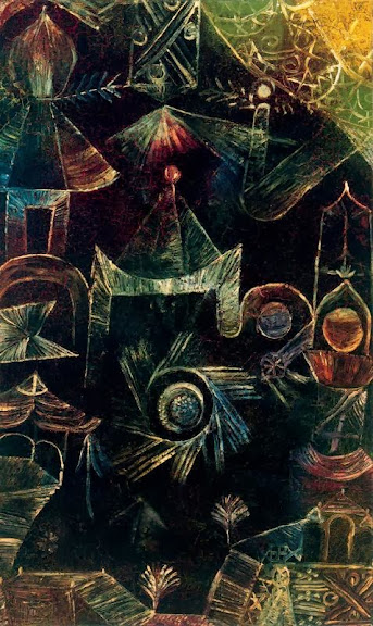 Paul Klee - Cosmic Architecture