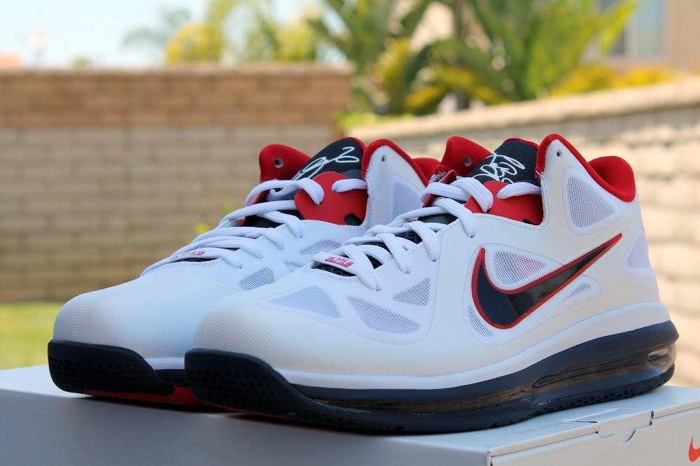 ... Release Reminder Nike LeBron 9 Low 8220USA Basketball8221 ...