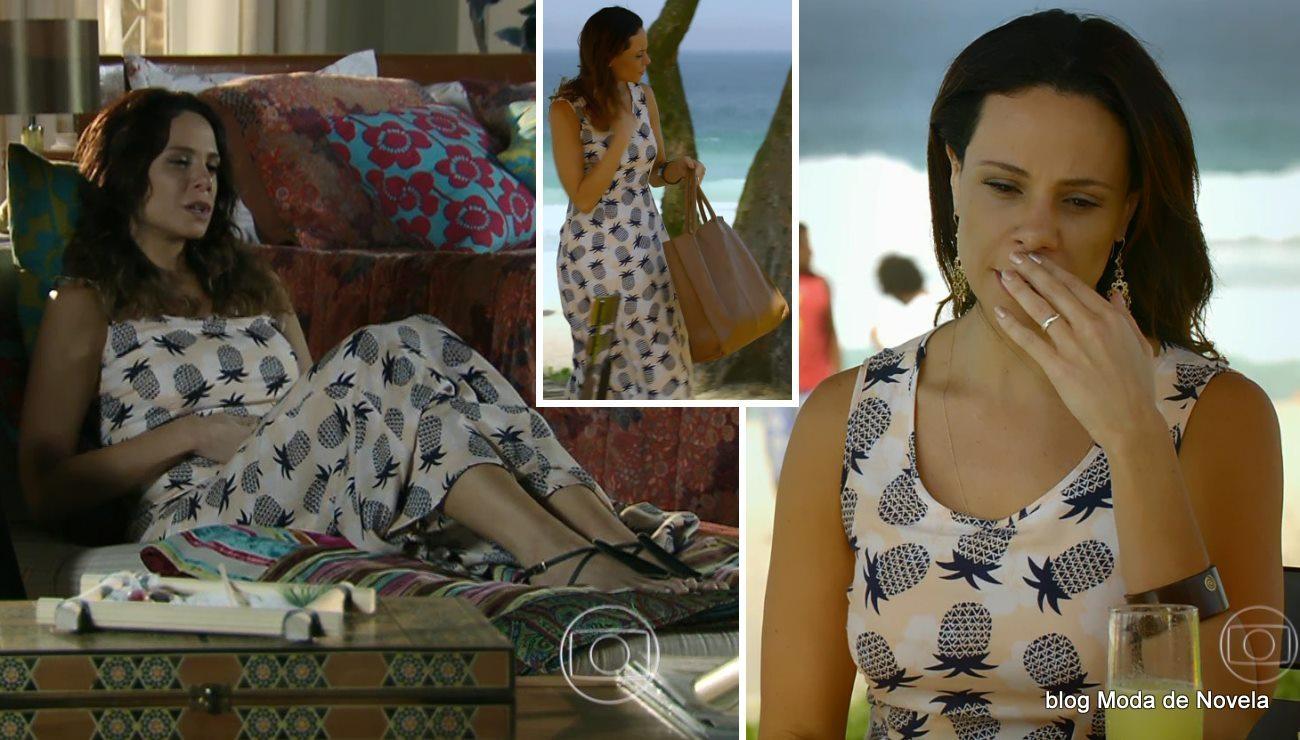 moda da novela Em Família - look da Juliana dia 28 de abril