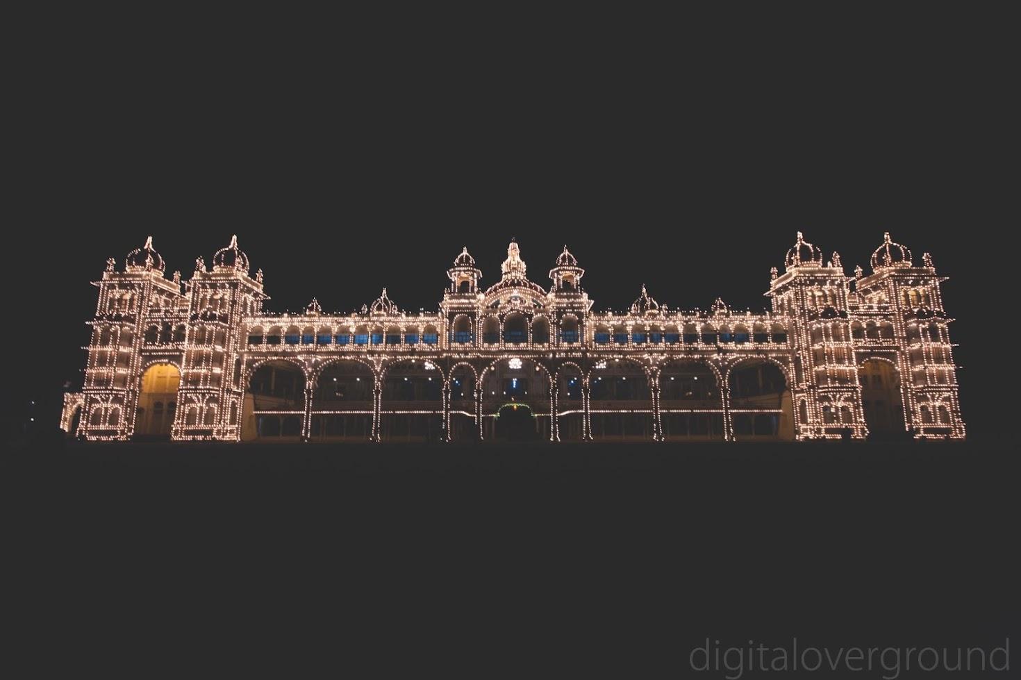 Ambas Vilas Palace, Mysore