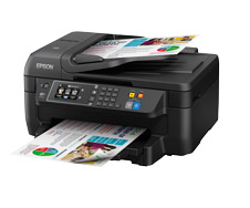 Epson WorkForce WF-2660 driver download for windows mac os x linux