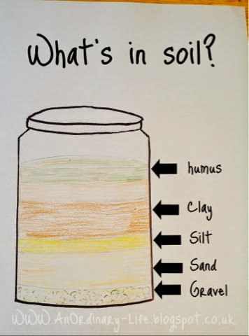 An ordinary life science experiment what is soil made of for What is dirt composed of