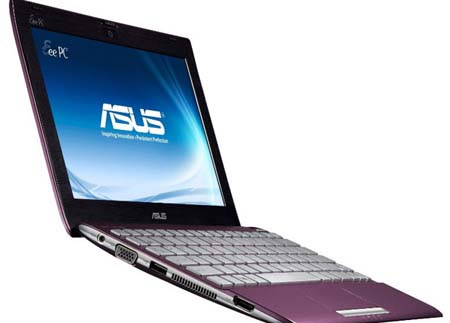 asus r052cmaremod Asus Eee PC RO52C Review and Specifications