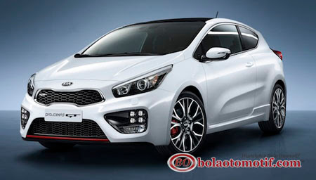 Kia Pro Cee'd GT, Hot Hatchback Powerful