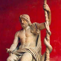 Ο Ασκληπιός ήταν ο Θεός της Ιατρικής που λατρεύονταν σε όλο τον ελλαδικό χώρο κατά την αρχαιότητα, γιος του Θεού Απόλλωνα και της πριγκίπισσας της Θεσσαλίας Κορωνίς.