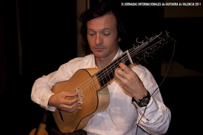 Concierto de apertura: Pedro Jesús Gómez, vihuela. La Vihuela relatada