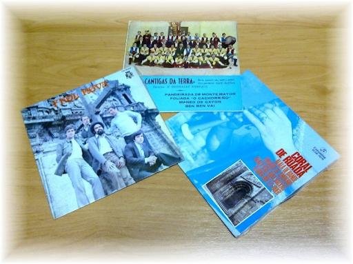 VENDO 3 discos SINGLES (vinilos) de